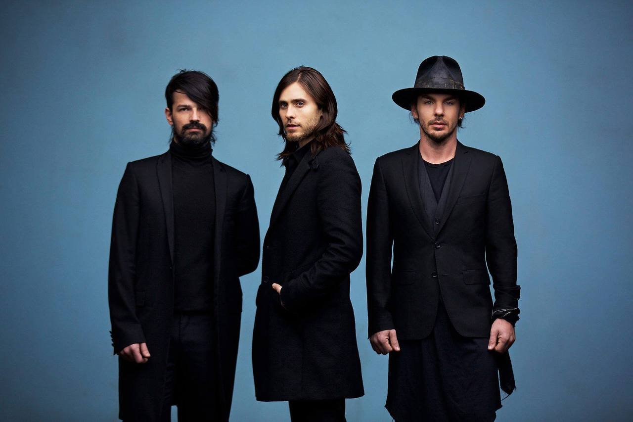 30 seconds to mars. фото