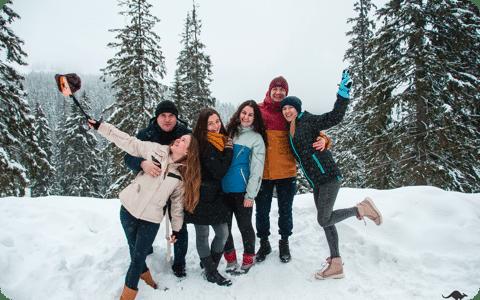 Проведем лучшие деньки зимы вместе